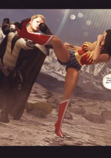 Agent Americana & Wonder Woman image 9