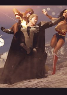 Agent Americana & Wonder Woman image 10