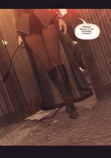 Agent Americana & Wonder Woman image 19