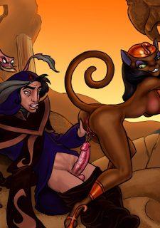 Aladdin- Cartoon Reality image 15