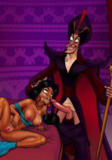 Aladdin- Cartoon Reality image 20