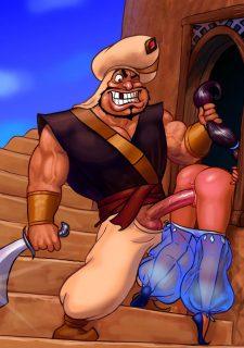 Aladdin- Cartoon Reality image 25