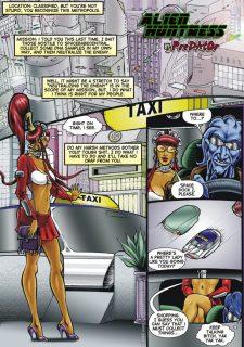 Alien Huntress 1-5 image 06