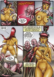 Alien Huntress 1-5 image 14
