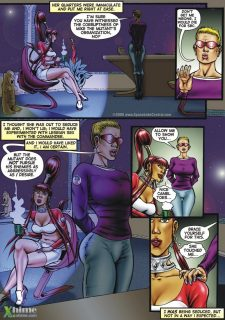 Alien Huntress 1-5 image 21
