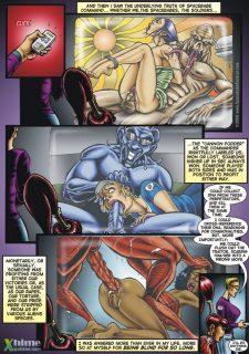 Alien Huntress 1-5 image 22