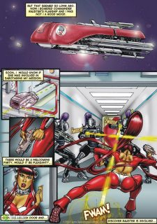 Alien Huntress 1-5 image 23