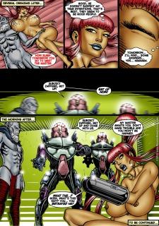 Alien Huntress 21-25 porn comics 8 muses