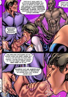 Alien Orgy Farm 2- Terrible Fate of Susan Steel image 3