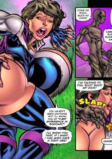 Alien Orgy Farm 2- Terrible Fate of Susan Steel image 10
