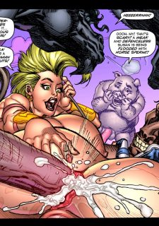 Alien Orgy Farm 2- Terrible Fate of Susan Steel image 101