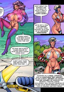Alien Orgy Farm 2- Terrible Fate of Susan Steel image 13