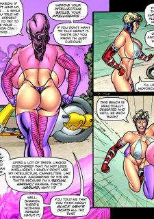 Alien Orgy Farm 2- Terrible Fate of Susan Steel image 16