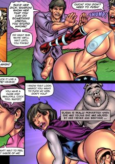 Alien Orgy Farm 2- Terrible Fate of Susan Steel image 27