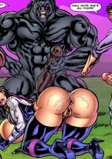 Alien Orgy Farm 2- Terrible Fate of Susan Steel image 33