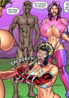 Alien Orgy Farm 2- Terrible Fate of Susan Steel image 35