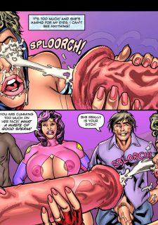 Alien Orgy Farm 2- Terrible Fate of Susan Steel image 36