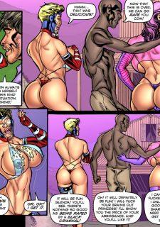 Alien Orgy Farm 2- Terrible Fate of Susan Steel image 37