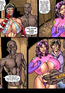 Alien Orgy Farm 2- Terrible Fate of Susan Steel image 38