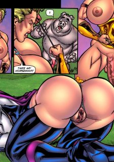 Alien Orgy Farm 2- Terrible Fate of Susan Steel image 45