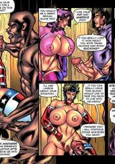 Alien Orgy Farm 2- Terrible Fate of Susan Steel image 52