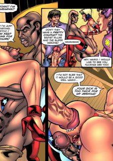 Alien Orgy Farm 2- Terrible Fate of Susan Steel image 55