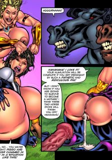 Alien Orgy Farm 2- Terrible Fate of Susan Steel image 61