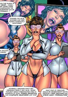 Alien Orgy Farm 2- Terrible Fate of Susan Steel image 62