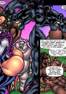 Alien Orgy Farm 2- Terrible Fate of Susan Steel image 63