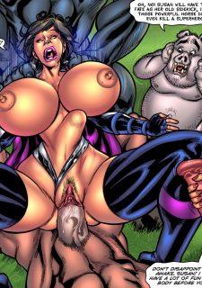 Alien Orgy Farm 2- Terrible Fate of Susan Steel image 74