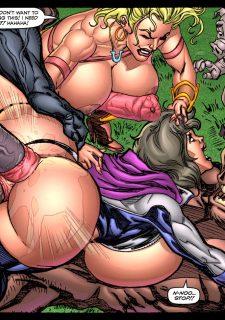 Alien Orgy Farm 2- Terrible Fate of Susan Steel image 94