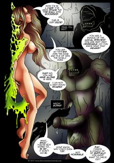 Aliens in Cowgirls image 3