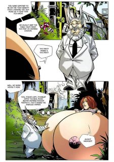 Alison Wonderbra- Giantess Club image 19