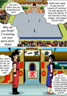 All Star Hentai Part.3- Dragon Ball image 31