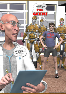 Alpha Woman- The Geek wins Day image 3
