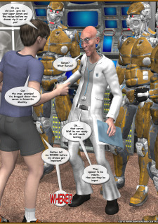 Alpha Woman- The Geek wins Day image 4