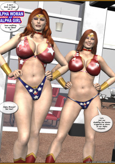 Alpha Woman- The Geek wins Day image 6