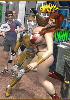 Alpha Woman- The Geek wins Day image 9