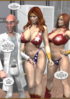 Alpha Woman- The Geek wins Day image 16