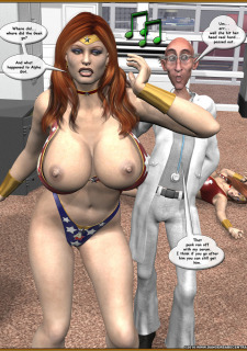 Alpha Woman- The Geek wins Day image 33