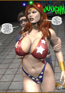Alpha Woman- The Geek wins Day image 51