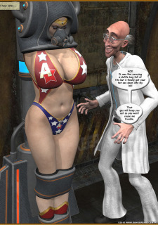 Alpha Woman- The Geek wins Day image 88