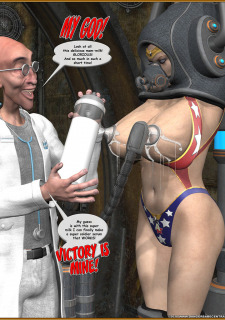 Alpha Woman- The Geek wins Day image 92