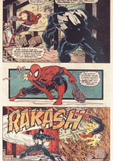 Amazing Spider-Man- Venom is Back image 26
