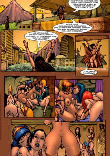 Amazon Empress Red Hot Heroines image 07