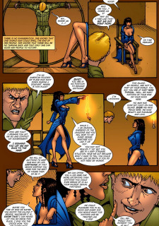 Amazon Empress Red Hot Heroines image 12