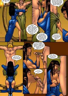 Amazon Empress Red Hot Heroines image 13