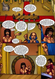 Amazon Empress Red Hot Heroines image 15