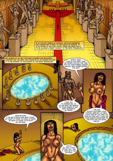Amazon Empress Red Hot Heroines image 19
