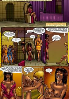 Amazon Empress Red Hot Heroines image 22
